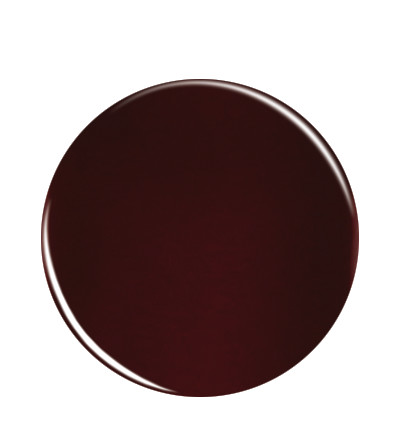 JESSICA Nail Colour Midnight Merlot